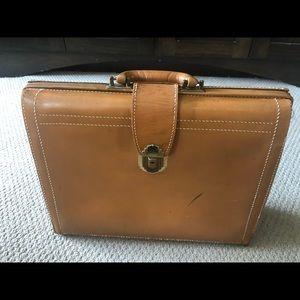 Vintage Briefcase/Doctors Bag